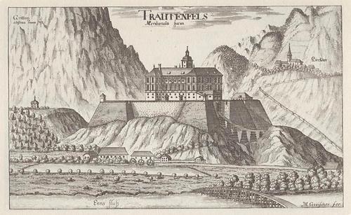 Trautenfels steiermark burgen und schl sser kunst for Innendekoration neuhaus