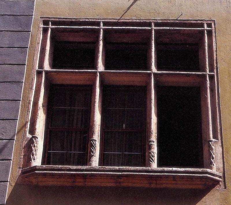 Freundliche fenster architektur isg kunst und kultur - Fenster beschlagen zwischen den scheiben ...