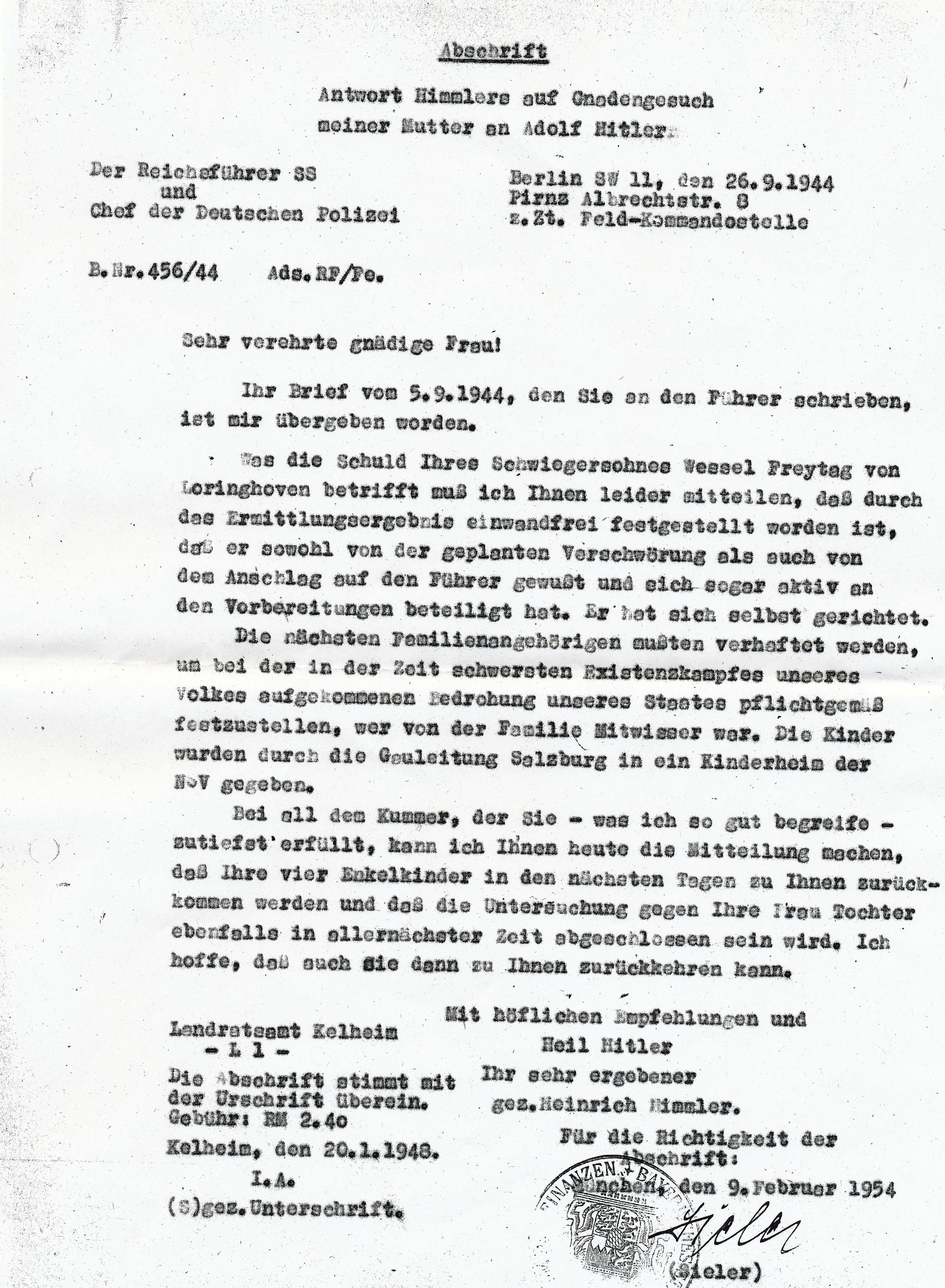 Hitler Essay Conclusion