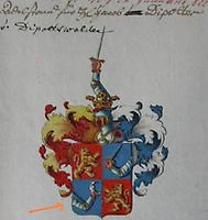 Wappen Dipolter 1822