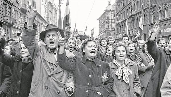 Aufstand Ungarn