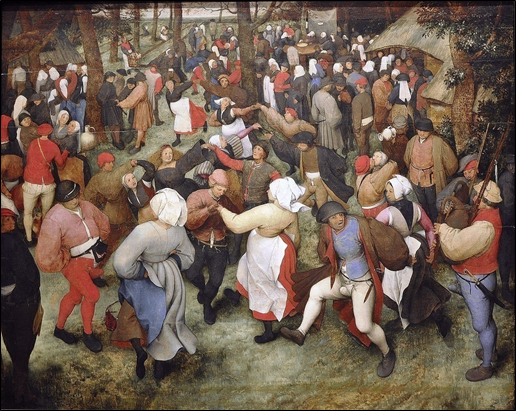 pieter bruegel essay example Pieter bruegel the elder, the wedding dance, ca  the wedding dance is a  splendid example of bruegel's fascination with the peasant life of his native land.