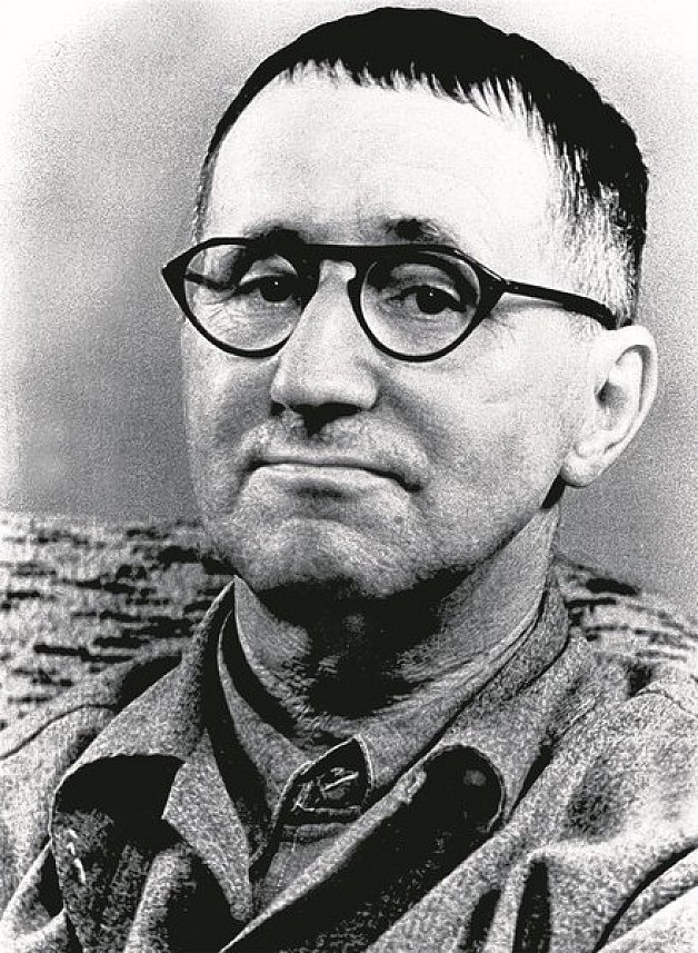 berthold brecht and essay