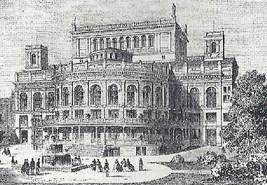 Victoria Theater in Berlin 1859 bis 1891