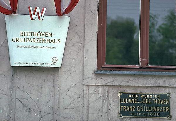 Beethoven-Grillparzer Haus