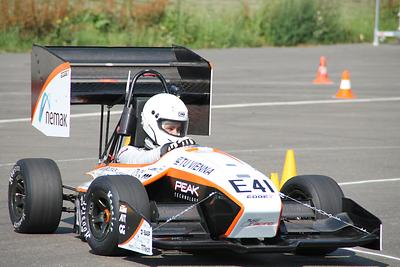 EDGE - das eCar des TUW Racing Teams