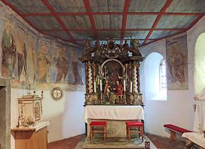 St. Primus Altarraum