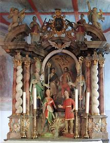 St. Primus Hochaltar