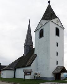St. Primus außen