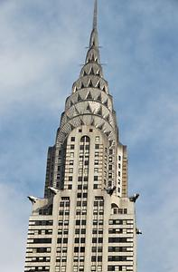Chrysler Building, van Alen, 1928- 31.