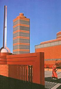 Johnson Wax, Racine, Wright, 1936 – 1950.