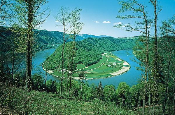 Donau fluss