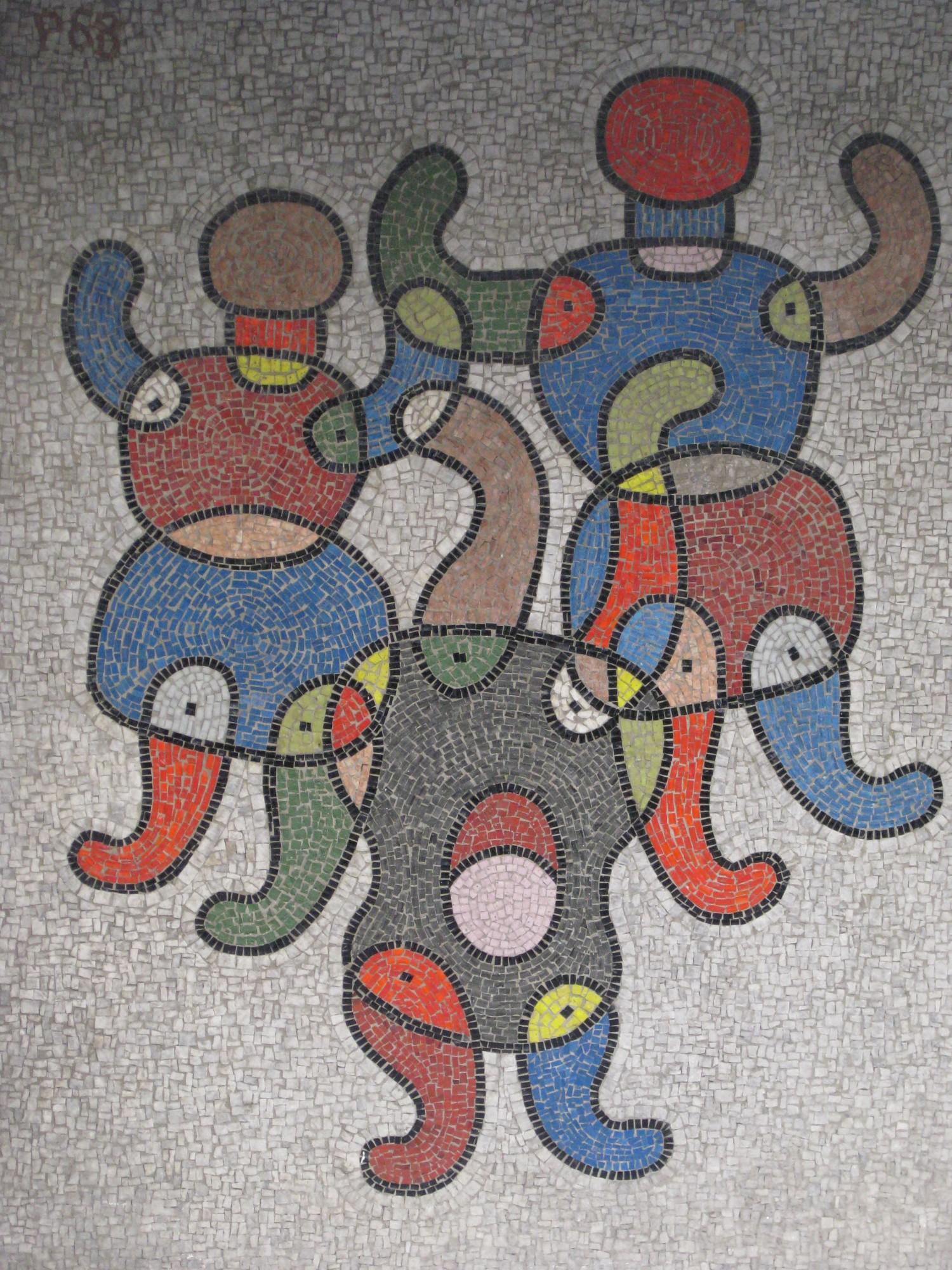 Mosaik Spiel