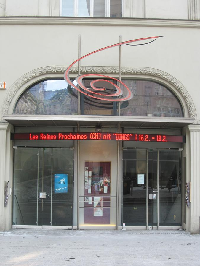 Siebensterngasse 42-44 Kosmos-Theater