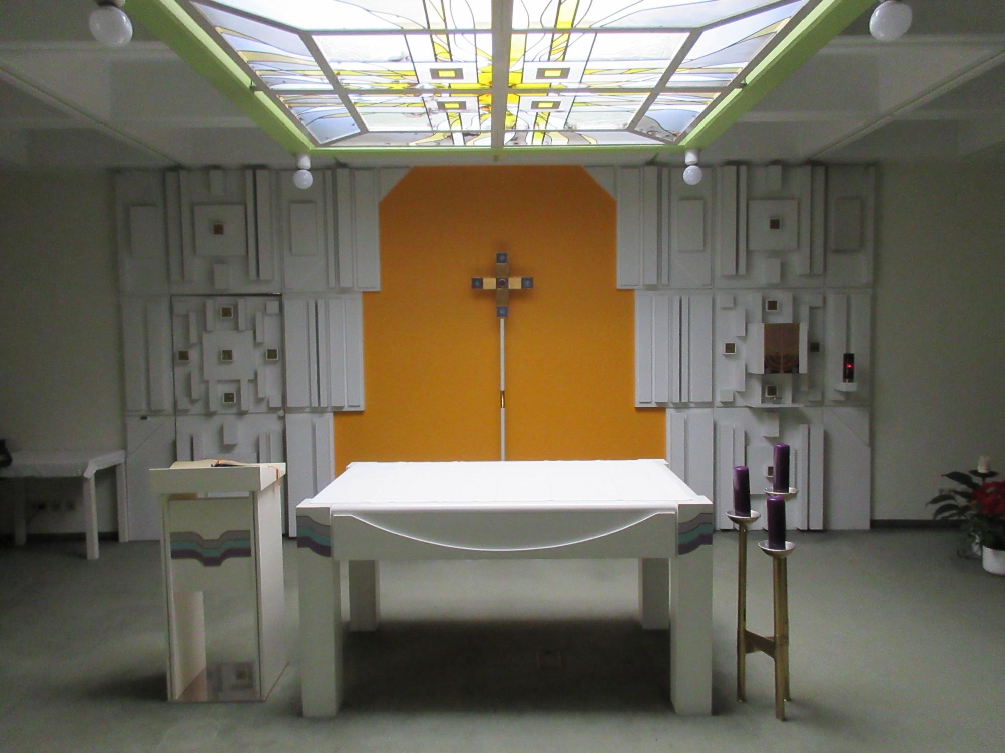 Kapelle Altar 13 Bezirk Bilder Aus Wien Bilder Im Austria Forum