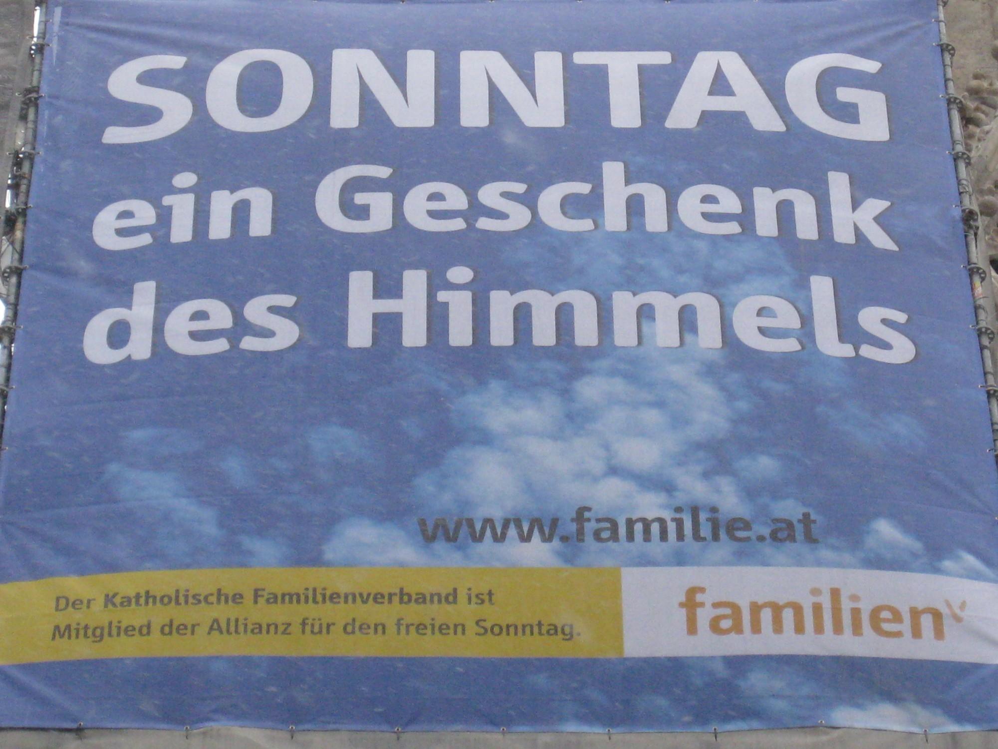 Sonntag Ein Geschenk Des Himmels Plakate Bilder Aus