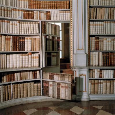 Geheimt 252 R In Der Bibliothek Admont Historische Bilder
