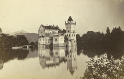 Schloss Anif, © IMAGNO/Austrian Archives