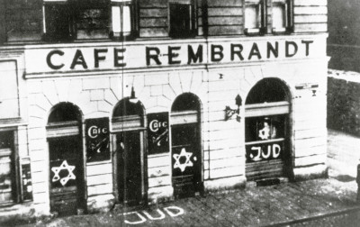 Cafe Rembrandt in Wien, © IMAGNO/Austrian Archives