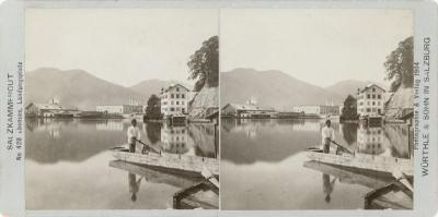 Traunsee, © IMAGNO/Austrian Archives