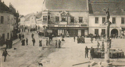 Hauptplatz in Eggenburg, © IMAGNO/Austrian Archives (S)