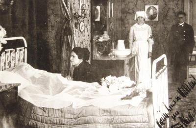 Kaiserin Elisabeth Von österreich Auf Dem Totenbett Elisabeth