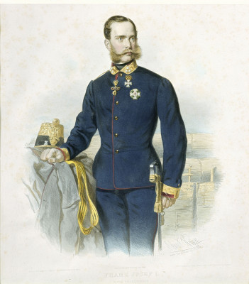 Kaiser Franz Joseph I. in Uniform, © IMAGNO/Austrian Archives