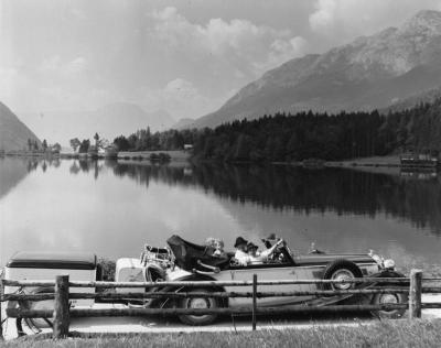 Familie Wessely am Grundlsee, © IMAGNO/Austrian Archives (S)