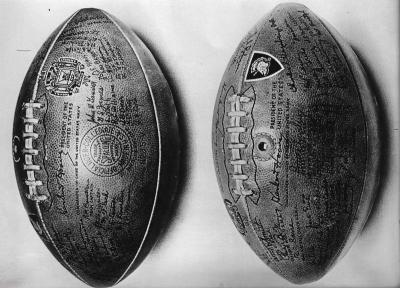 Rugbyball, © IMAGNO/Austrian Archives (S)