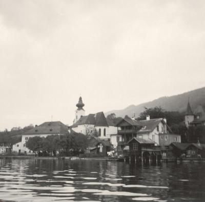 Unterach am Attersee, © IMAGNO/Austrian Archives