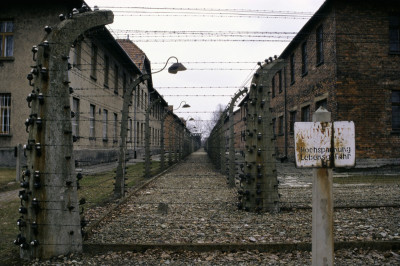 Konzentrationslager Auschwitz, © IMAGNO/Alliance for Nature