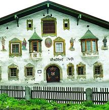 Gasthof Post in Kundl