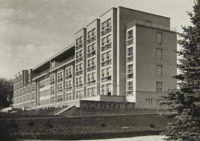 Krankenhaus Der Stadt Wien 2 Lainz Historische Bilder Imagno