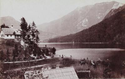 Lunzer See, © IMAGNO/Austrian Archives