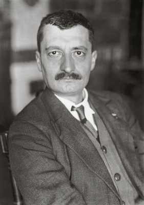 Portrait v. Hermann Oberth, © IMAGNO/Austrian Archives