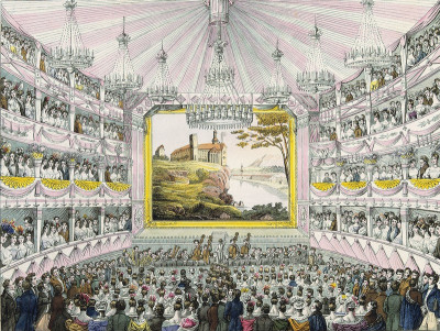 Theater an der Wien, © IMAGNO/Austrian Archives