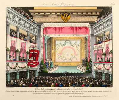 Theater in der Josefstadt, © IMAGNO/Austrian Archives