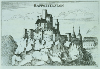 Schloss Rapottenstein, © IMAGNO/Austrian Archives