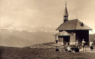 Schmittenhöhe in Zell am See, © IMAGNO/Austrian Archives