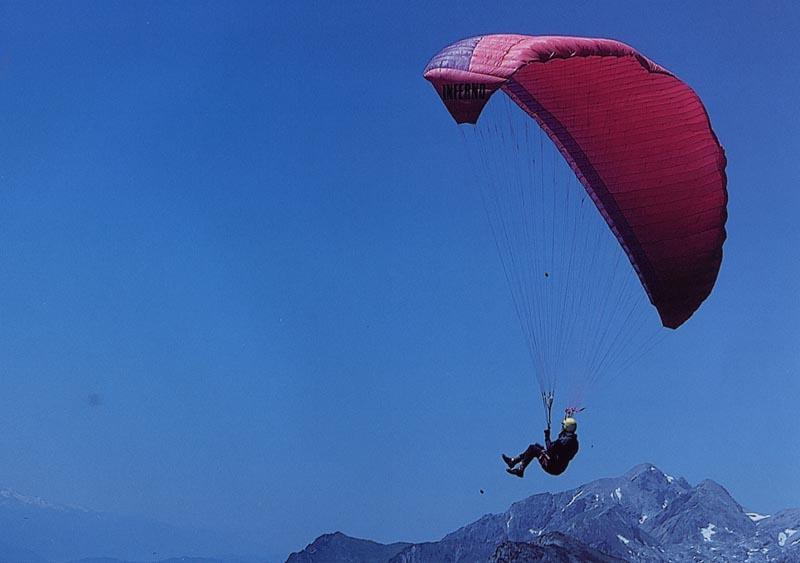 Fallschirm | Grüner See | Um den Hochschwab (Teil 2