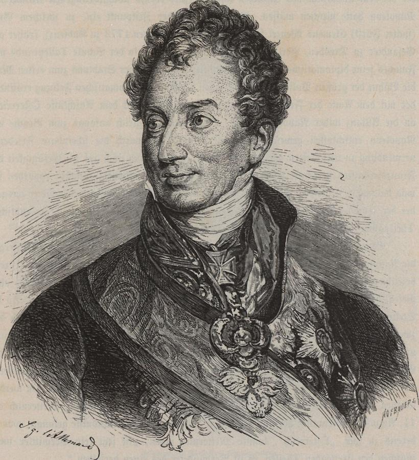 Illustration Metternich