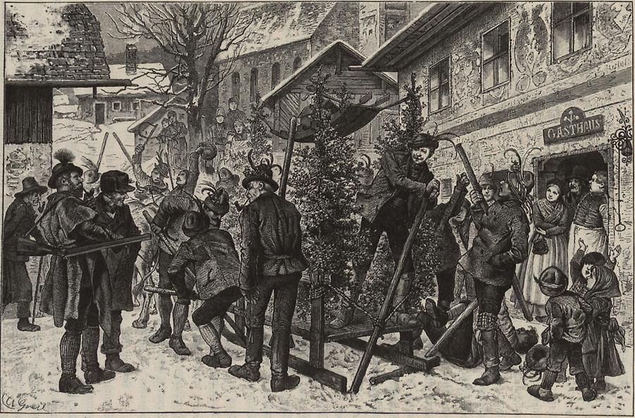 Illustration Flötzerball