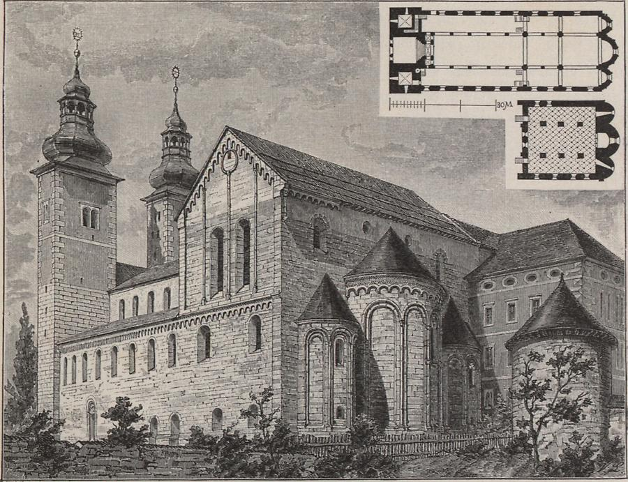 Illustration Gurker Gruftkirche