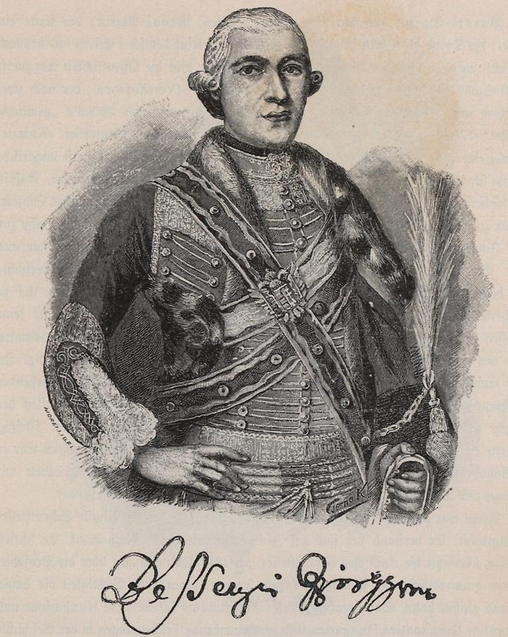 Illustration Georg Bessenyei