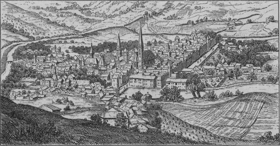 Illustration Brixen um 1574