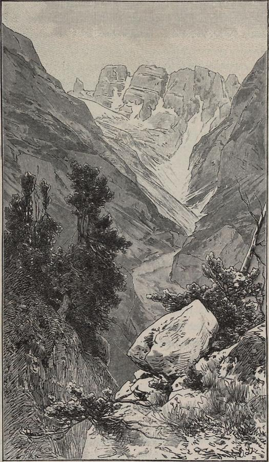 Illustration Ampezzo: Monte Cristallo