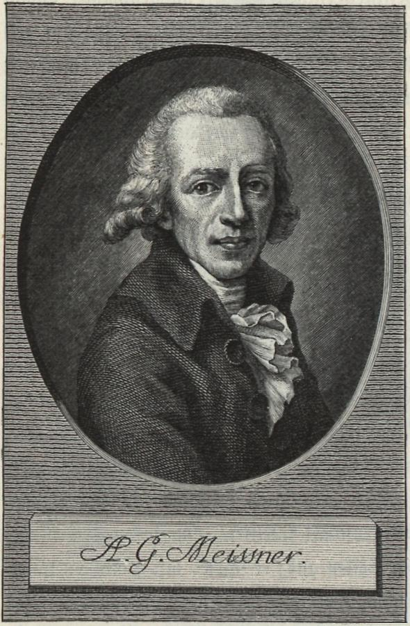 Illustration August Gottlieb Meißner