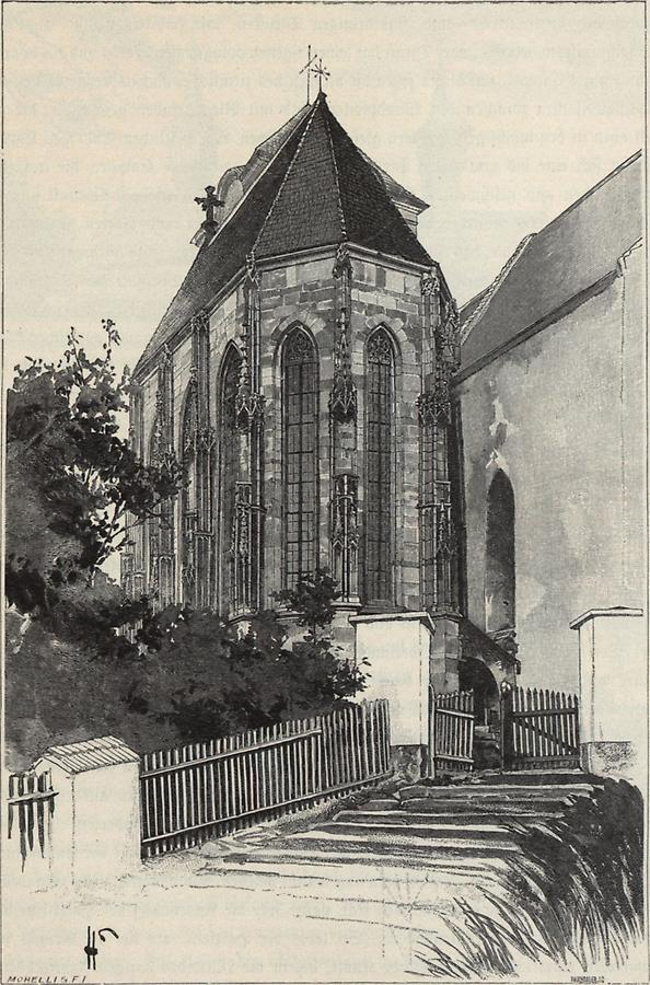 Illustration Maria Himmelfahrtskapelle