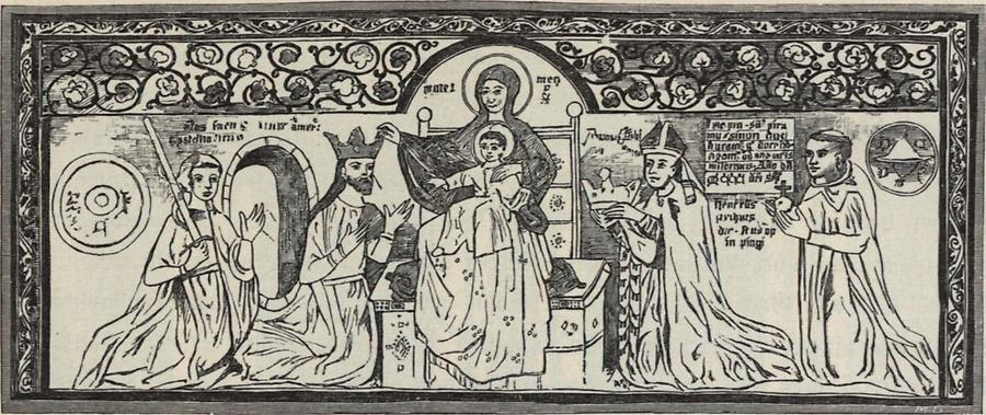 Illustration Zipser Kathedrale
