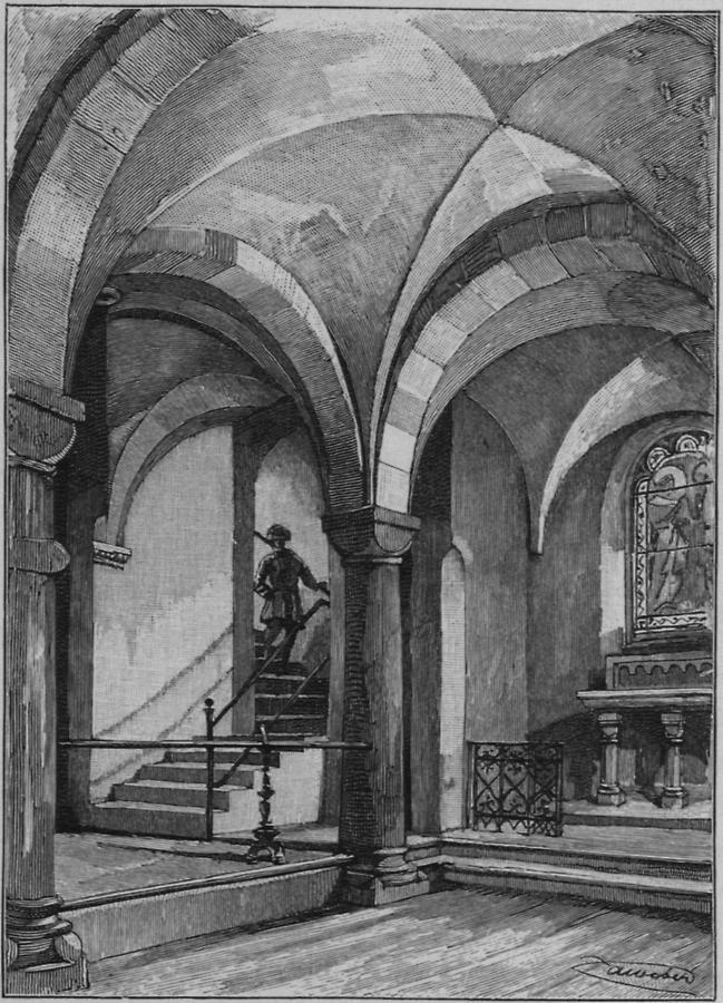 Illustration Krakauer Kathedrale